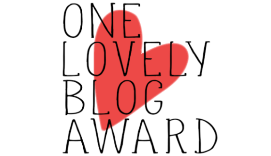 one-blog-lovely-award - Hearts and Harnesses