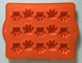silicone paw baking sheet