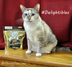 Delightibles Gourmet Cat Treats