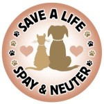 Be the Change - Spay or Neuter - Spread the Word