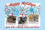 Artful Holiday Cards